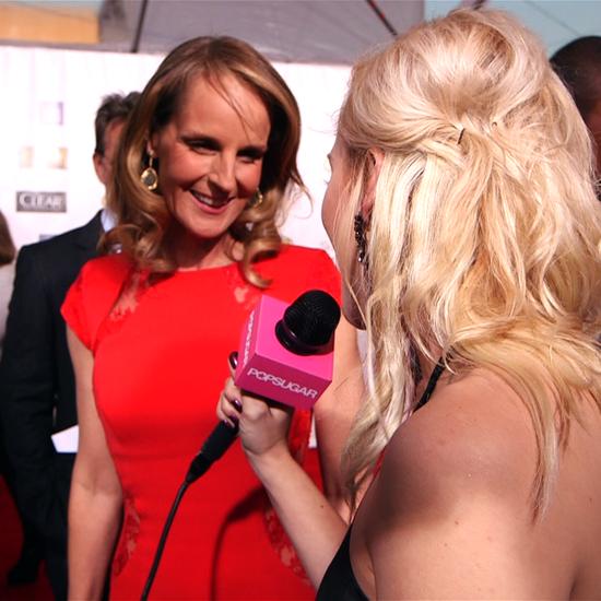 Helen Hunt Interview at Critics' Choice Awards (Video)