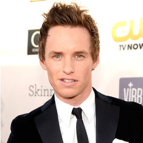 Eddie Redmayne Pictures at 2013 Critics Choice Awards