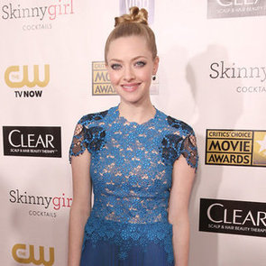 Amanda Seyfried Pictures at 2013 Critics Choice Awards