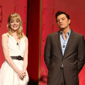 Emma Stone and Seth MacFarlane Announce Oscar Nominations