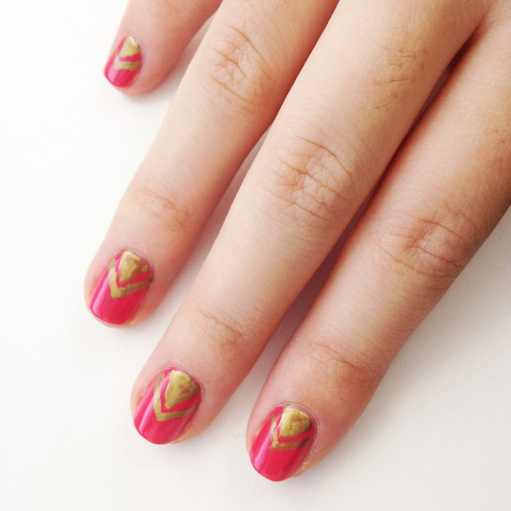 Sharpie Nail Art  POPSUGAR Beauty