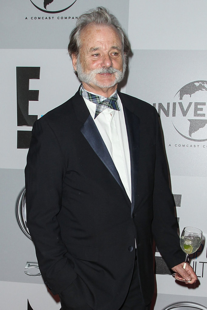 Anne, Hugh and More Party With Their Awards at NBC's Globes Fête
