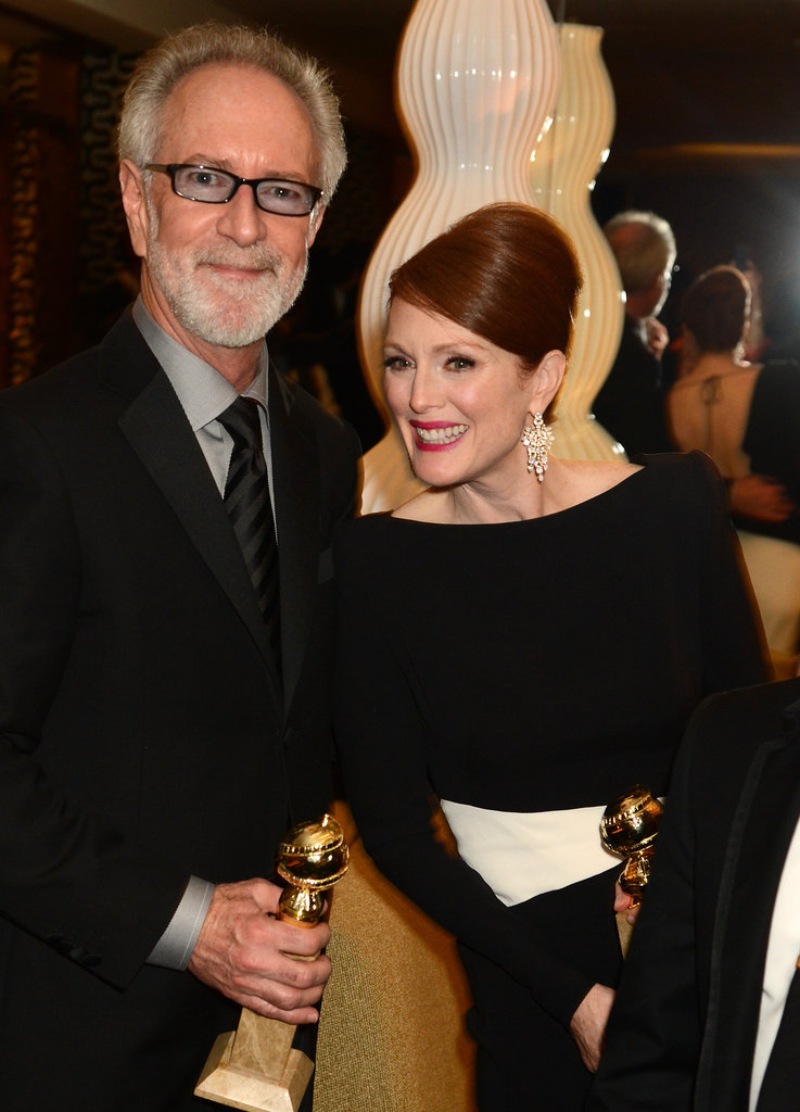 Julianne, Lena, Jon, and More Meet Up at HBO's Globes Afterparty