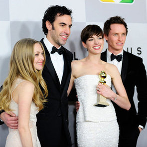 NBC Golden Globes After Party 2013 Celebrity Pictures
