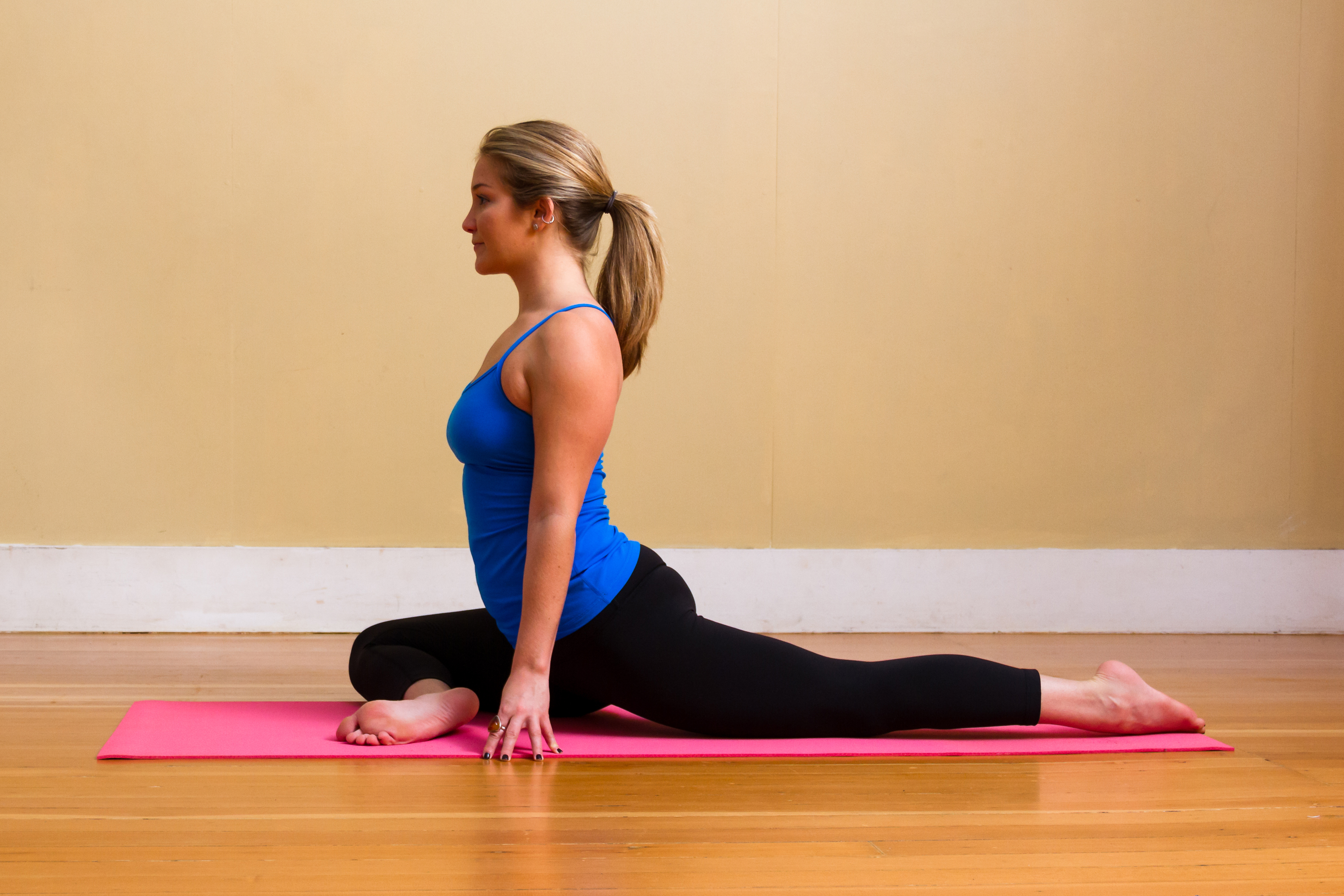3 Yoga Poses To Help You Relax