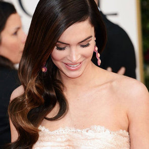 Pictures of Megan Fox at the 2013 Golden Globes