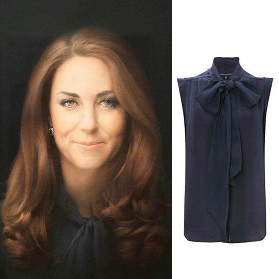 Kate Middleton Royal Portrait Style