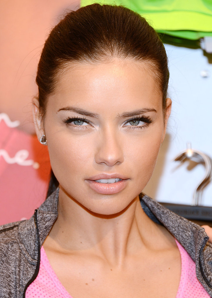 Angels Erin and Adriana Gear Up For VS's New Fitness Line