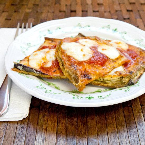 Oven-Baked Eggplant