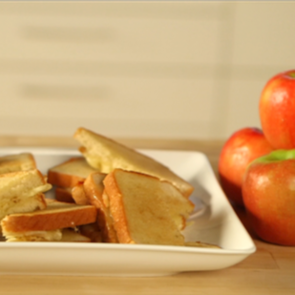 Grilled Cheese Variations   Video