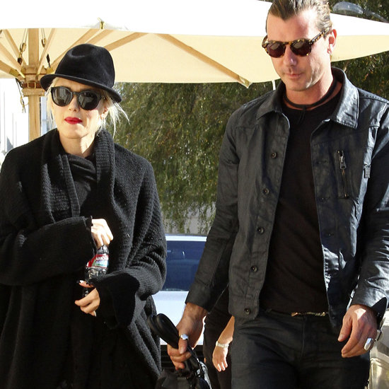 Gwen Stefani et Gavin Rossdale, trop choux en tête à tête à LA !