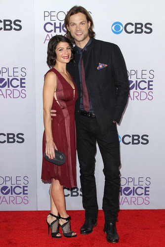 Jared Padalecki and Genevieve Padalecki