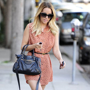 Pictures: The Hills Star Lauren Conrad Is Stylish In LA