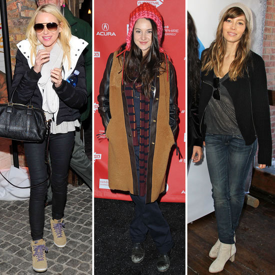 Jessica Biel, Naomi Watts, and More Kick Off Sundance in Style