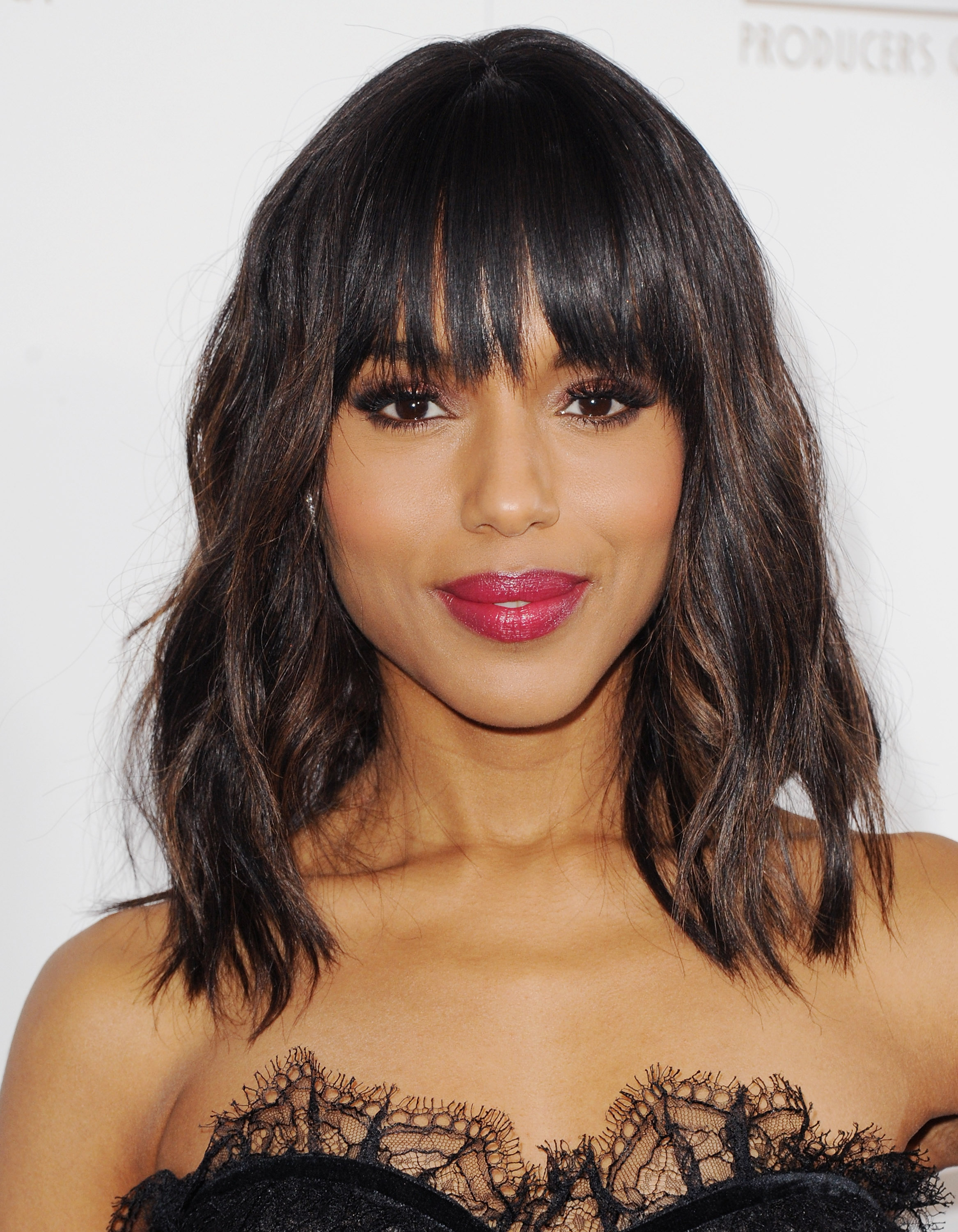 Kerry Washington   The Hottest Celebrity Hair and Makeup From the    Kerry Washington