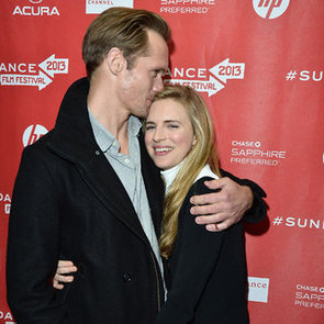 Alexander Skarsgard at Sundance Film Festival For The East