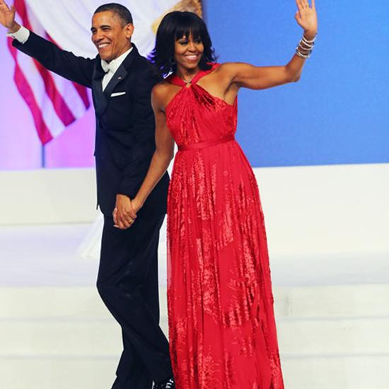 Michelle Obama's Inauguration Fashion 2013 (Video)