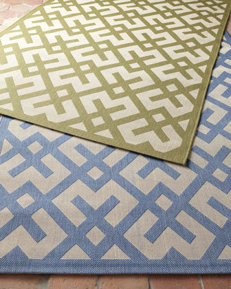 Horchow X-Graphic Rug