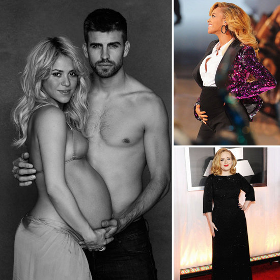 """Shakira Is the Latest Songstress to Join the """"Stage Mom"""" Club!"""