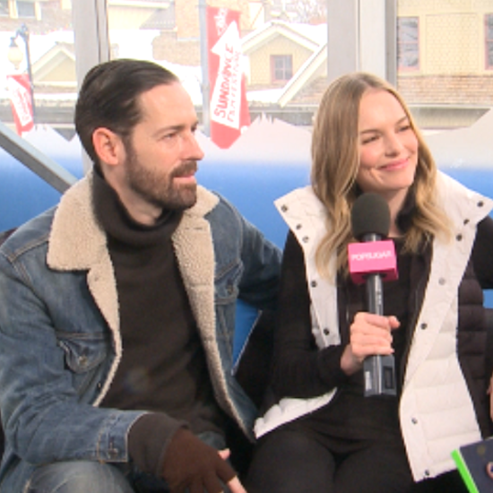Michael Polish and Kate Bosworth at Sundance (Video)
