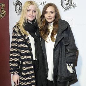 Jessica Biel and Naomi Watts at Sundance Festival 2013