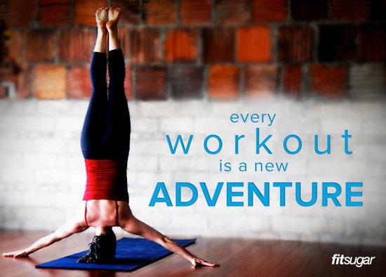 Monday Motivation: Try a New Workout