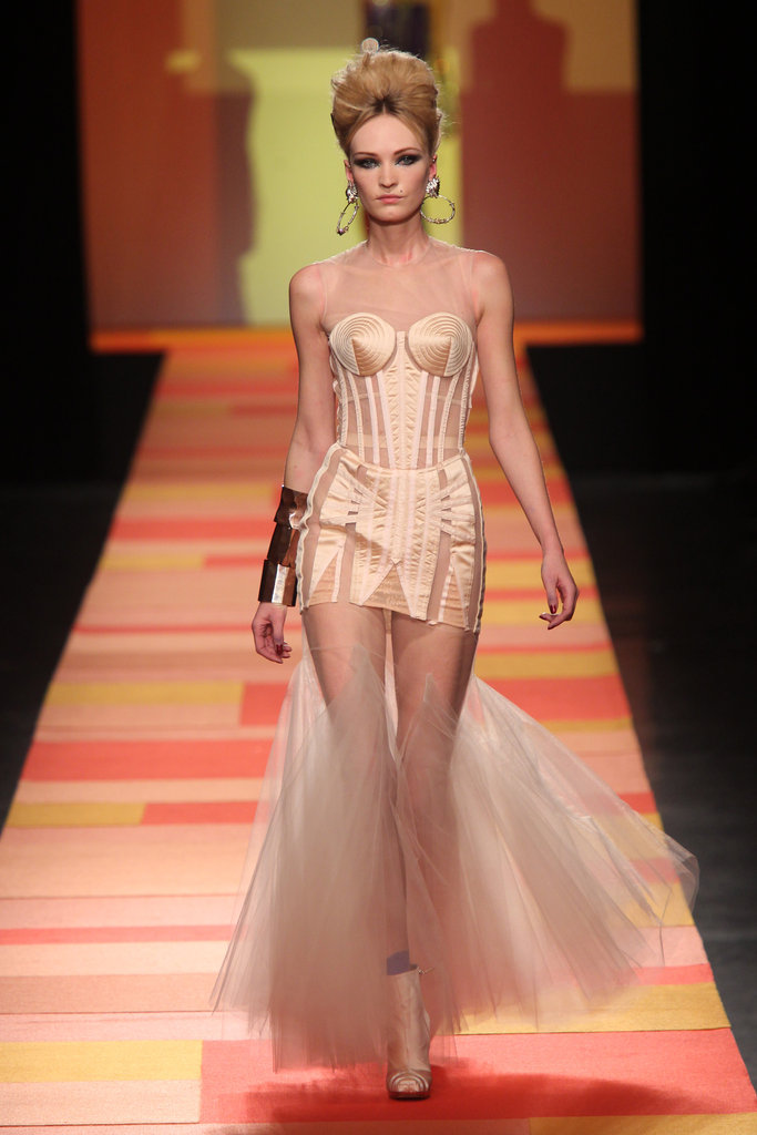 Jean Paul Gaultier Couture Spring 2013