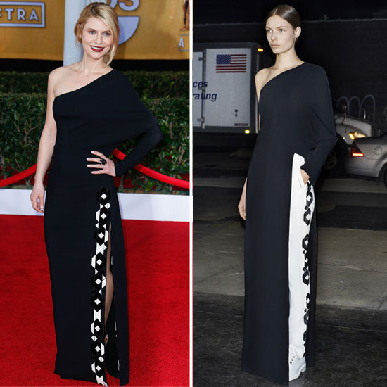 Claire Danes in Givenchy Pre-Fall '13.  Source: Getty, Givenchy