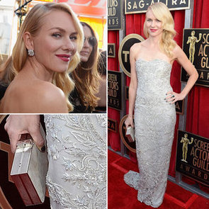 See Naomi Watts in Marchesa at the 2013 SAG Awards