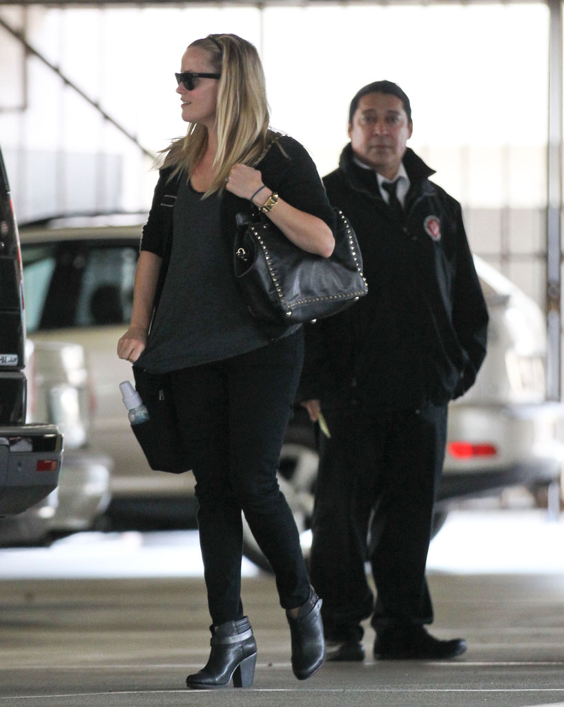 Reese Witherspoon and Jim Toth Take Tennessee on an LA Outing
