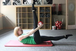 Core-Strengthening Workout Sequence
