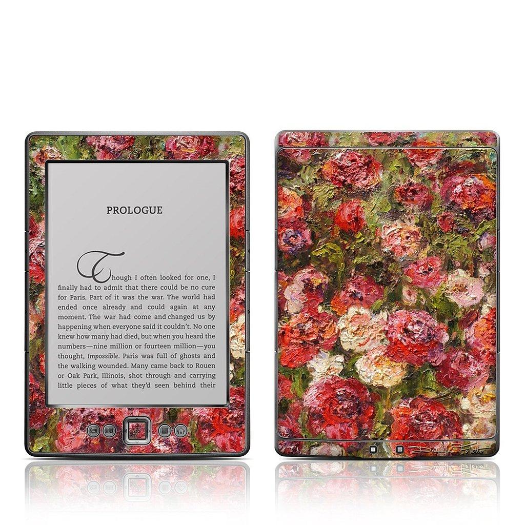Decalgirl Fleurs Sauvages Kindle Skin for all Kindles ($15)