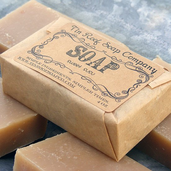 Breast Milk Soap