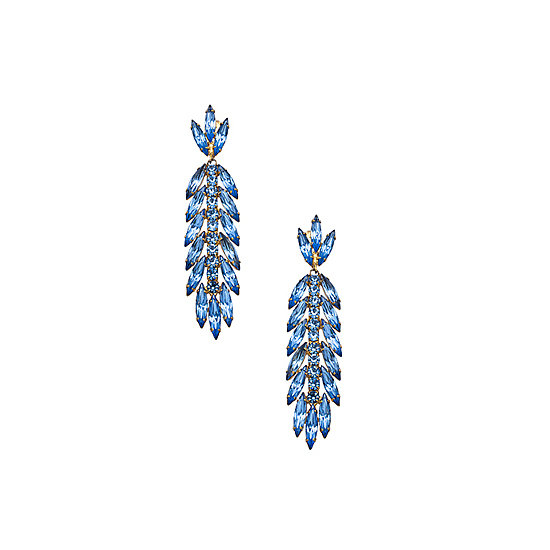 Earrings, approx. $572, Janis by Janis Savitt at Max & Chloe