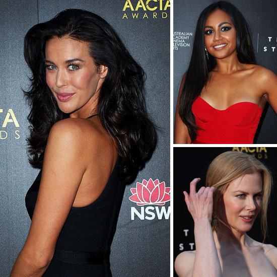 Megan Gale, Nicole Kidman, Cate Blanchett at AACTA Awards