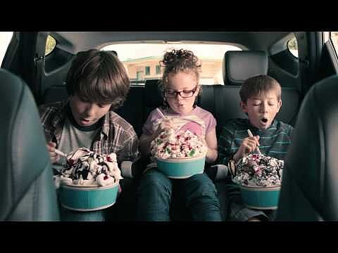 "Hyundai's ""Don't Tell Mom"" (2013)"