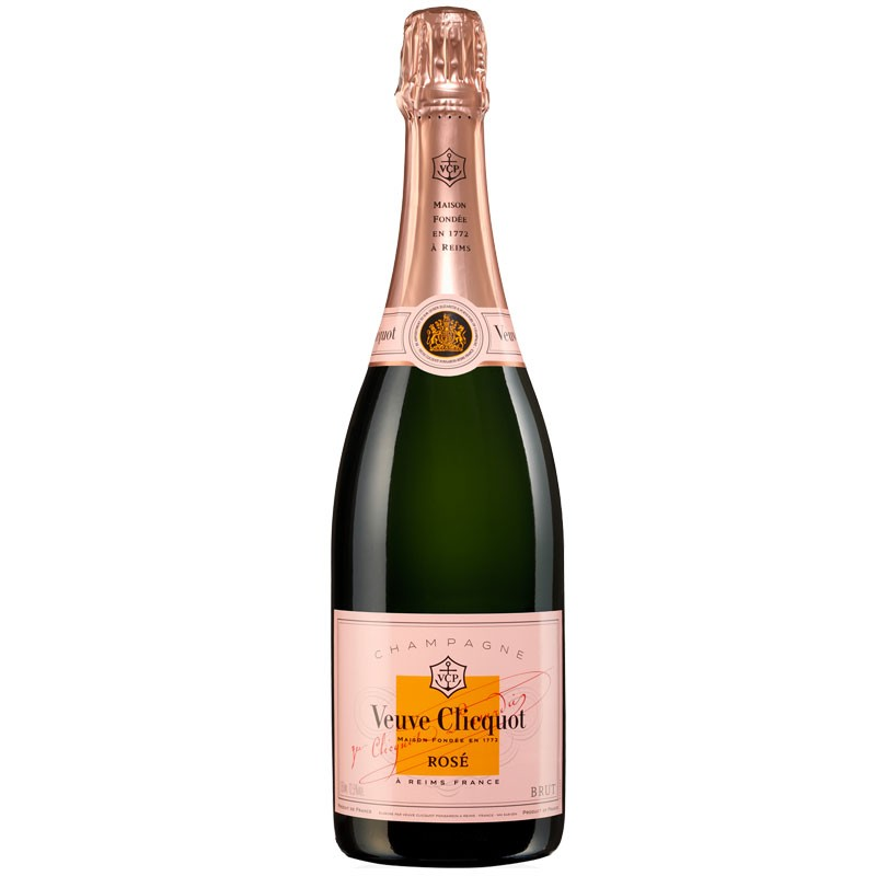 Veuve clicquot ros for What is rose champagne