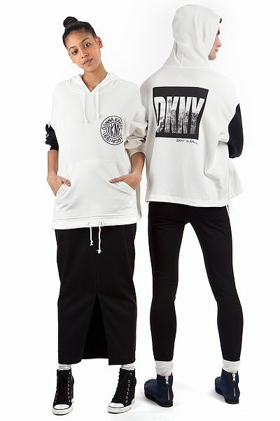 DKNY x OC Spring '91 Hooded Sweatshirt ($195)