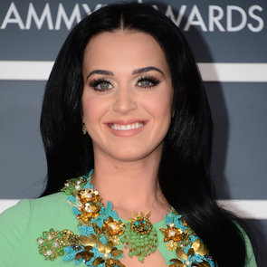 Katy Perry | Grammys 2013 Hair and Makeup