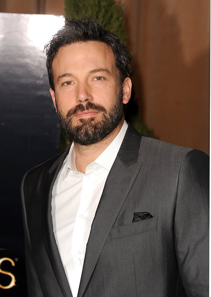 Ben Affleck attended the Oscars luncheon for nominees in Beverly Hills.