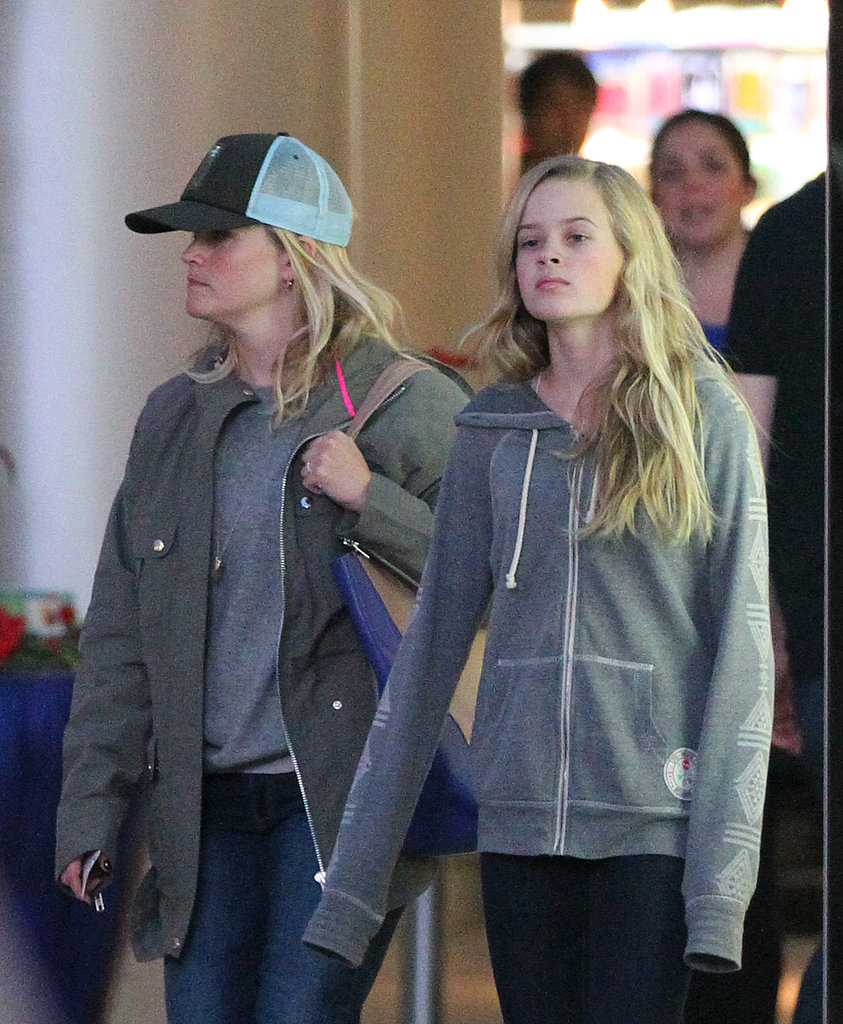 Reese Clocks In an Adorable Family Weekend With Ava and Deacon