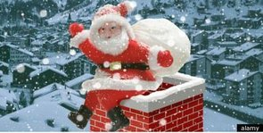 Health Tips for Santas (and Their Helpers)