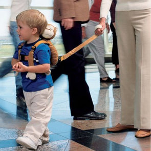 Leashes for Kids — Not Such a Bad Idea After All?