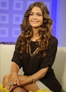 Denise Richards Talks To Her Kids About Addiction