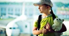 Flying Solo: Tips for Children Traveling Alone