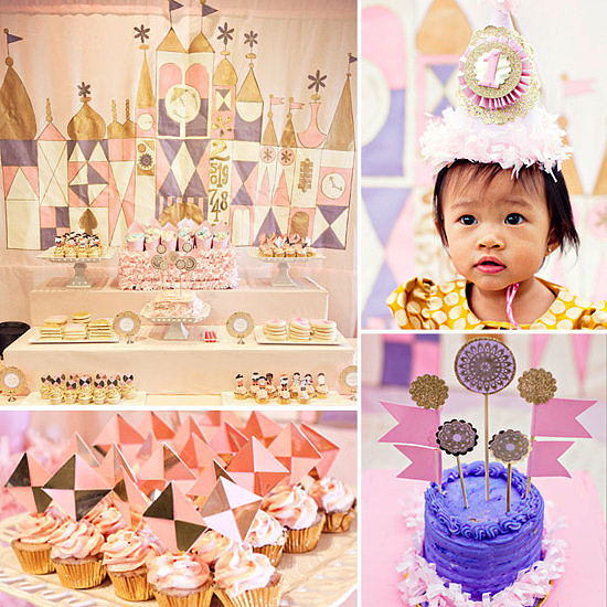 A (Lovely) Small World Birthday Party