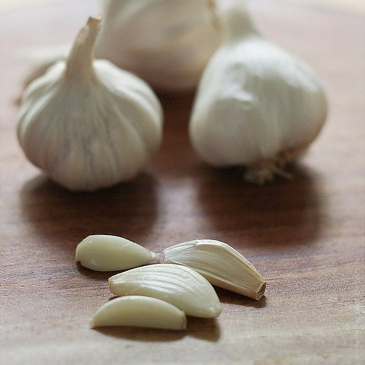 Crush Garlic to Maximize Health