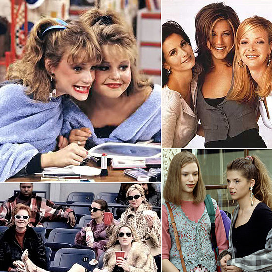 Our Favorite TV Girlfriends From the '90s