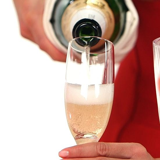Stop Being Scared to Open a Bottle of Bubbly