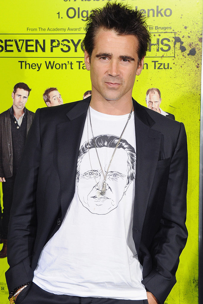 Colin Farrell joined Solace, a supernatural thriller co-starring Anthony Hopkins.